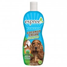 Espree Coconut Cream Shampoo - кремовый шампунь Эспри с кокосовым маслом