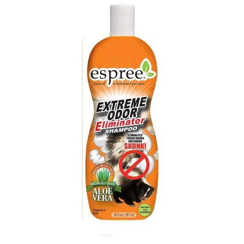 Espree Extreme Odor Eliminator - шампунь от неприятных запахов Эспри для собак