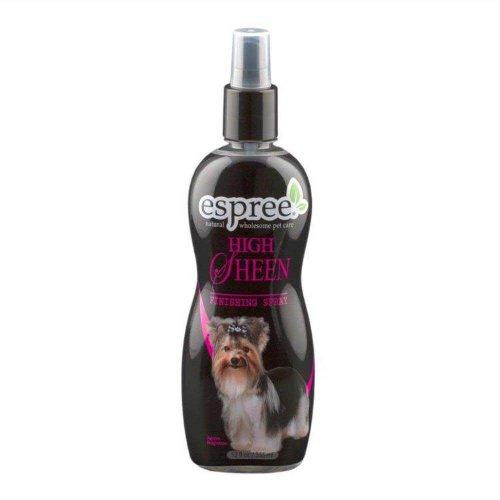 Espree High sheen fInishIng spray - спрей Эспри для окончательной обработки с интенсивным блеском