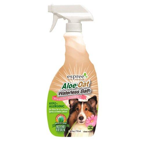 Espree Aloe-Oat - спрей гипоаллергенный Эспри для очистки кожи и шерсти собак