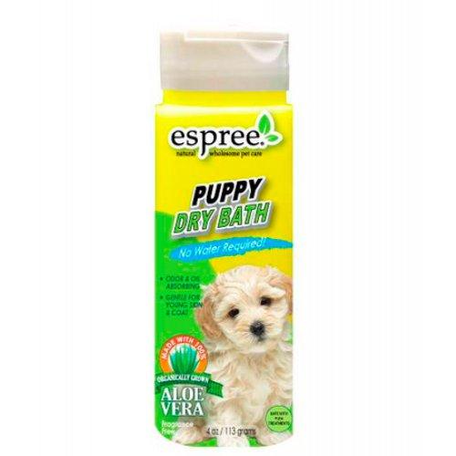 Espree Puppy Dry Bath - сухой шампунь Эспри для щенков