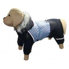Fi-Fa - комбинезон Фи-Фа Нептун с капюшоном для собак мальчиков (Модель 2018)