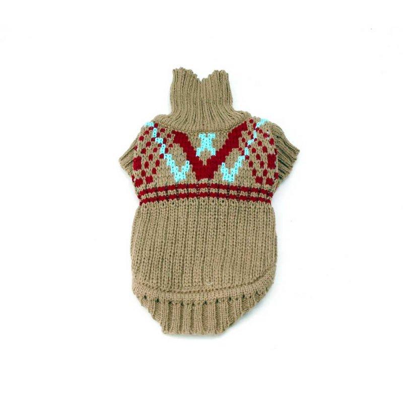 Вязанный свитер для собак Fi-Fa ☆ Зоотовары Рыжий Кот 8dfff94d6ecec