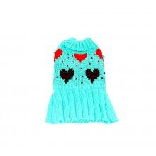 Fi-Fa - вязаное платье Фи-Фа для собак