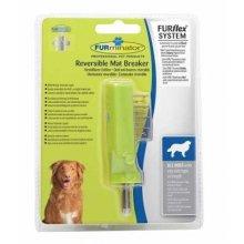Furminator Furflex - насадка колтунорез Фурминатор Фурфлекс для собак