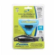 Furminator Furflex Medium - Фурминатор Комбо для собак средних пород