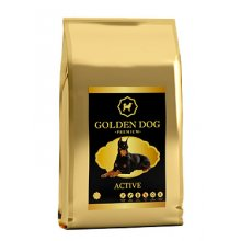 Golden Dog Active - корм Голден Дог для активных собак