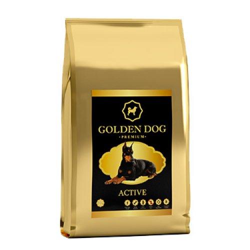 Golden Dog Active - корм Голден Дог для активных собак