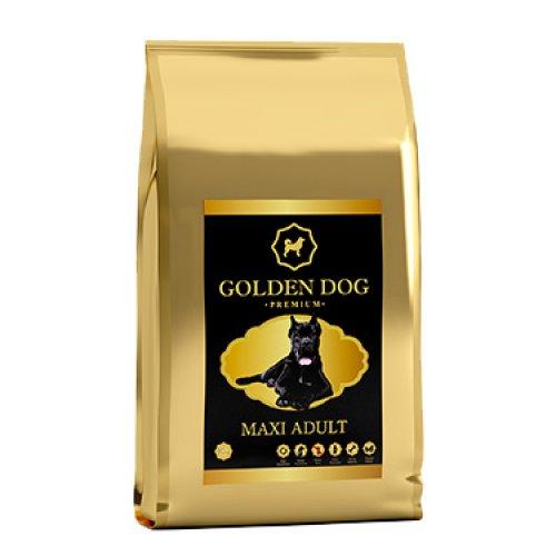 Golden Dog Maxi Adult - корм Голден Дог для собак больших пород