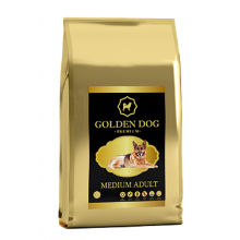 Golden Dog Medium Adult - корм Голден Дог для собак средних пород
