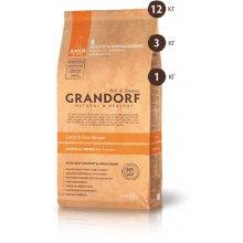 Grandorf Junior - корм Грандорф с ягненком и рисом для юниоров