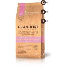 Grandorf Puppy - корм Грандорф с ягненком и рисом для щенков