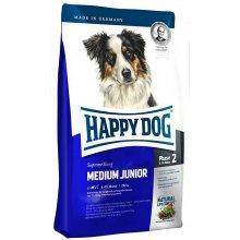 Happy Dog Supreme Medium Junior - корм Хэппи Дог Суприм для щенков средних пород
