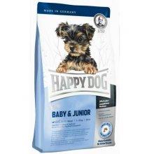 Happy Dog Supreme Mini Baby Junior - Корм Хэппи Дог для щенков в момент отъёма от матери