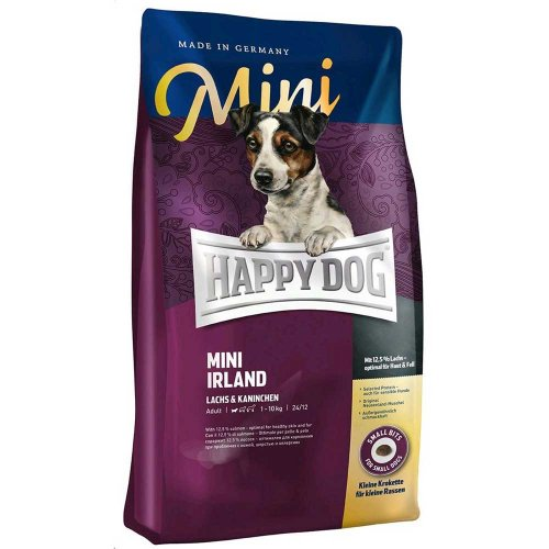 Happy Dog Mini Irland - сухой корм Хэппи Дог для маленьких пород собак