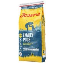 Josera Family Plus - корм Йозера для кормящих или беременных сук и прикорма щенков