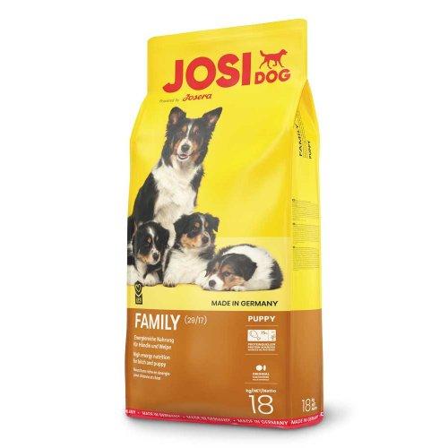 Josera JosiDog Family - корм Йозера для кормящих или беременных сук и щенков до 8-й недели