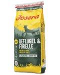 Josera Geflugel and Forelle - беззерновой корм Йозера с птицей и форелью для собак