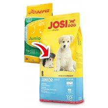 Josera Premium Junior - корм Йозера Премиум для щенков