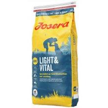 Josera Light and Vital - корм Йозера для собак склонных к ожирению