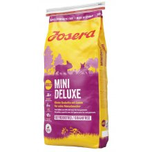 Josera Mini Deluxe - беззерновой корм Йозера Мини Делюкс для собак мелких пород