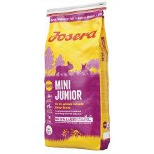 Josera Mini Junior - корм Йозера Мини Джуниор для щенков мелких пород