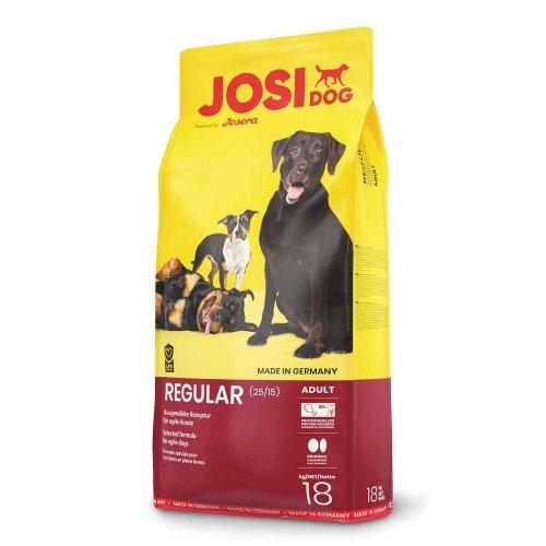 Josera JosiDog Regular - корм Йозера для собак со средней физической активностью