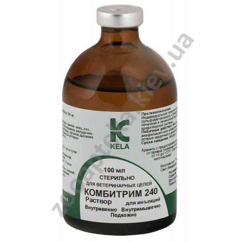 Kela Kombitrim 240 - раствор для инъекций Кела Комбитрим 240