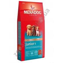Meradog Junior 1 - корм МераДог для щенков малых и средних пород