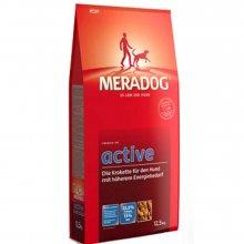 Meradog Active - крокеты МераДог для собак с повышенной активностью