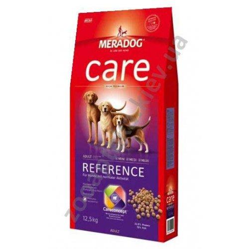 Meradog Care Reference - корм МераДог для собак с нормальной активностью