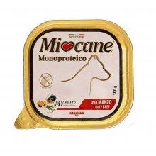 Morando Miocane Monoproteico - консервы Морандо Только говядина для собак