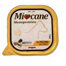 Morando Miocane Monoproteico - консервы Морандо Только индейка для собак