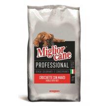 Morando Migliorcane Professional - корм Морандо с говядиной для собак средних пород