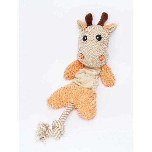 Nobby - игрушка-тянучка Нобби Корова для собак