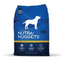 Nutra Nuggets Maintenance - корм Нутра Наггетс для взрослых собак с нормальной активностью