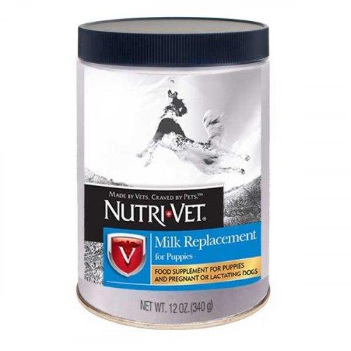 Nutri-Vet Milk Replacement - заменитель молока Нутри-Вет для щенков