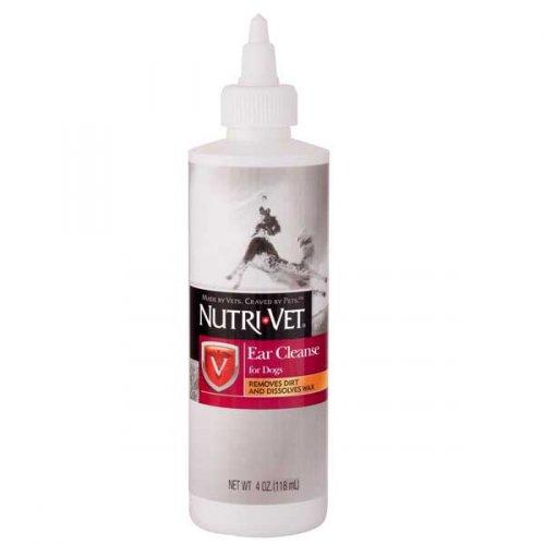 Nutri Vet Ear Cleanse - ушные капли Нутри Вет для собак
