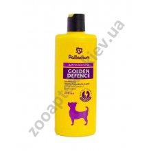 Palladium Golden Defence - шампунь от блох и клещей Палладиум для собак мелких пород