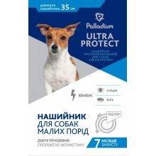Palladium Ultra Protect - ошейник от блох и клещей Палладиум для собак мелких пород