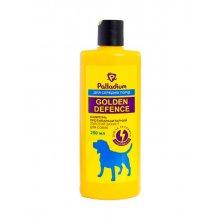 Palladium Golden Defence - шампунь от блох и клещей Палладиум для собак средних пород