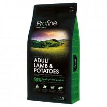 Profine Adult - корм Профайн для взрослых собак, с ягненком и картофелем