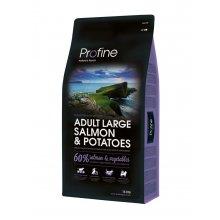 Profine Adult Large Breed - корм Профайн с лососем для собак крупных пород