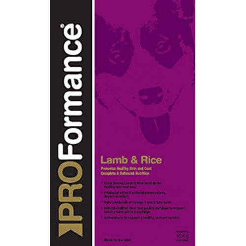 Proformance Adult Dog Food Lamb & Rice - корм Проформанс для взрослых собак с ягнёнком и рисом