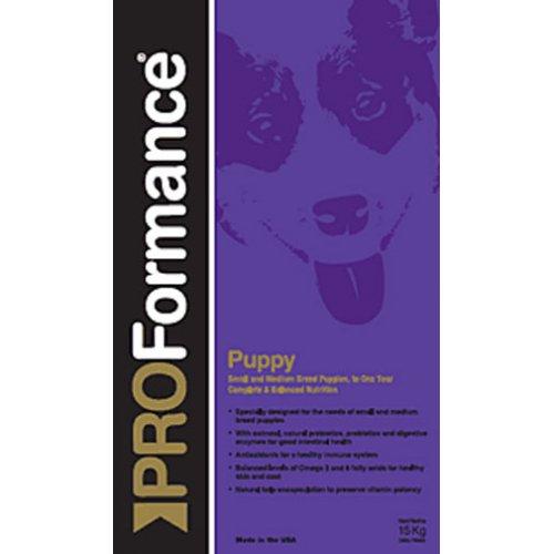 Proformance Puppy Small and Medium Breed - корм Проформанс для щенков мелких и средних пород