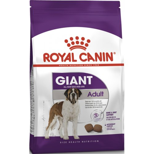 Royal Canin Giant Adult - корм Роял Канин для взрослых собак гигантских пород