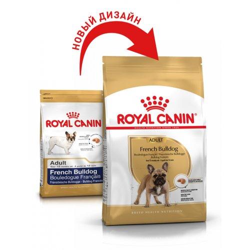 Royal Canin French Bulldog Adult - корм Роял Канин для французских бульдогов