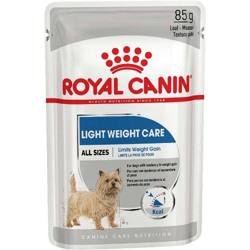 Royal Canin Light Weight Care Loaf - консервы Роял Канин для собак с лишним весом