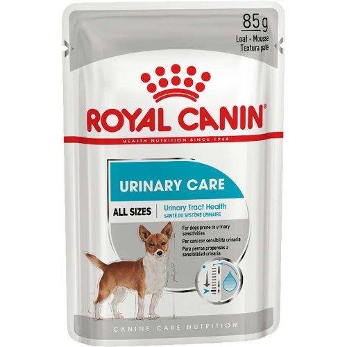 Royal Canin Urinary Care Loaf - консервы Роял Канин для профилактики мочекаменной болезни у собак