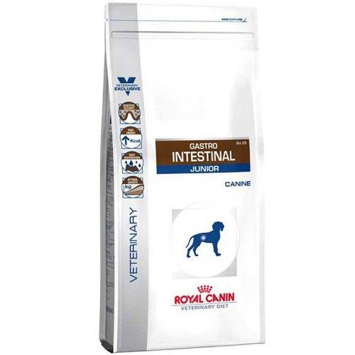 Royal Canin Gastro Intestinal Junior - лечебный корм Роял Канин при нарушениях пищеварения у щенков